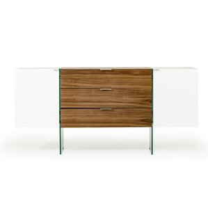 Clark Floating Sideboard by Wade Logan