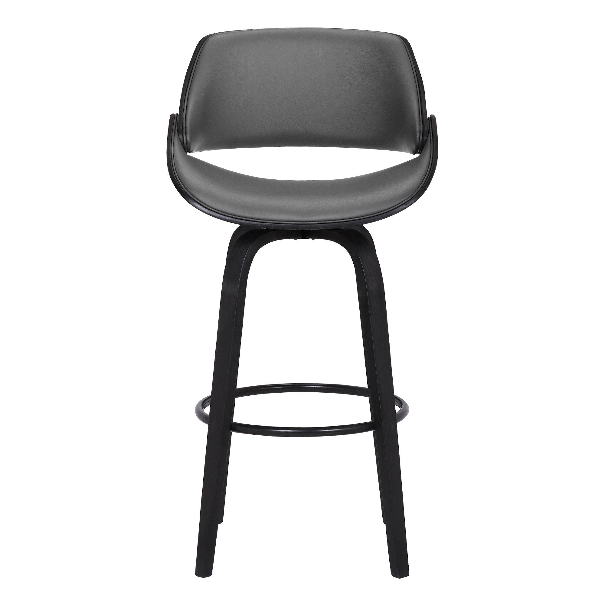 Awe Inspiring Farrish Bar Counter Swivel Stool Bralicious Painted Fabric Chair Ideas Braliciousco