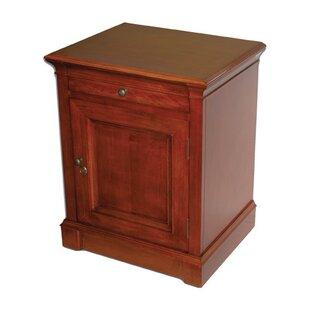Quality Importers Lauderdale Humidor Accent Cabinet