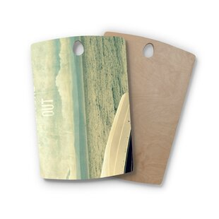 Best Price Robin Dickinson Birchwood Venture Out Boat Cutting Board By East Urban Home