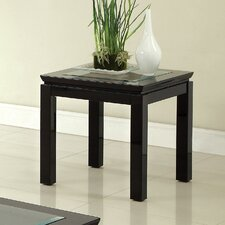 Senna End Table by Hokku Designs