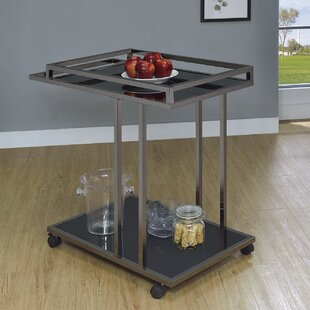 Henrike Serving Bar Cart
