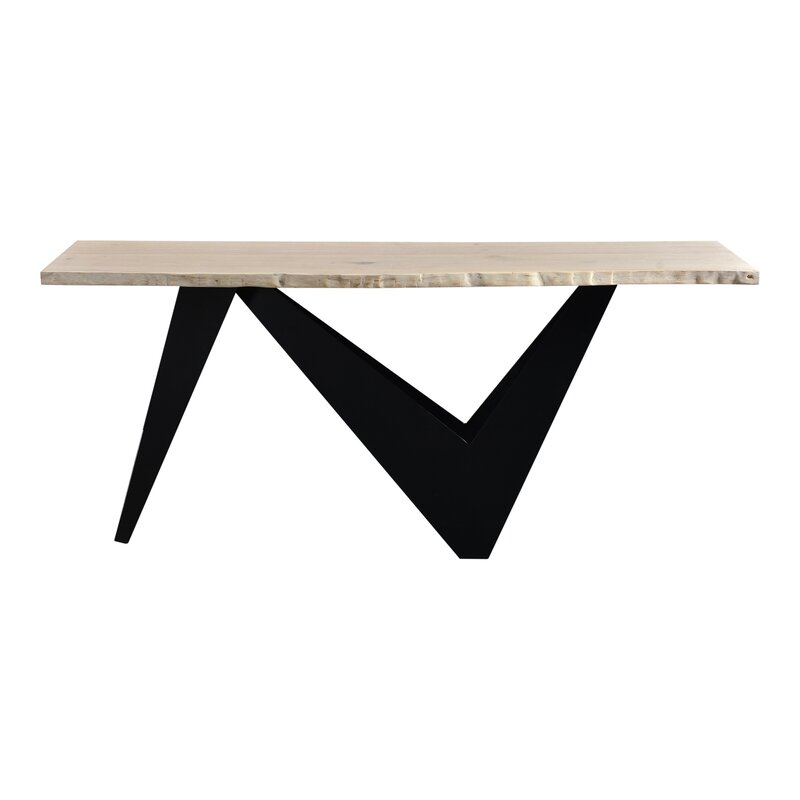 Wrought Studio  Emelina Console Table