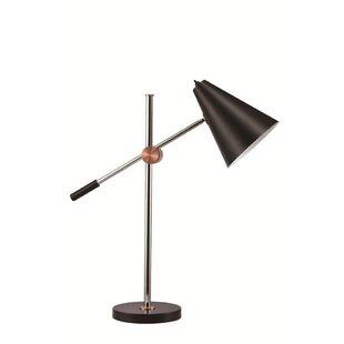 Ashburnham Adjustable Arm 28 Desk Lamp