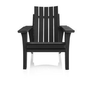 Destini Solid Wood Adirondack Chair By Longshore Tides