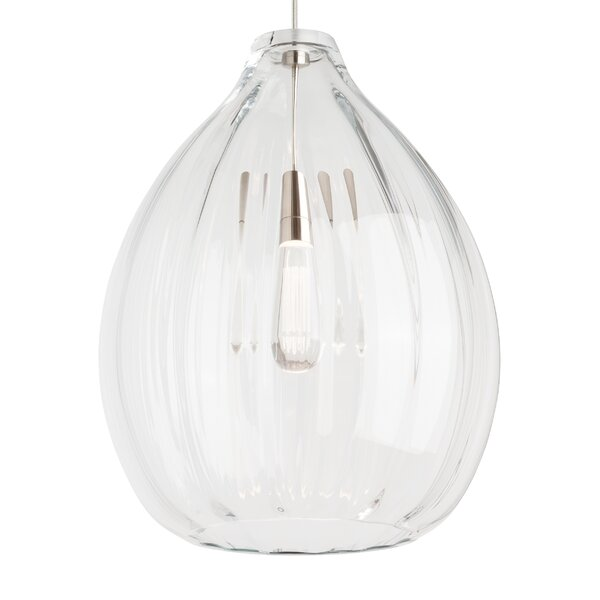 Next Tech Lighting: Tech Lighting 1-Light Globe Pendant & Reviews