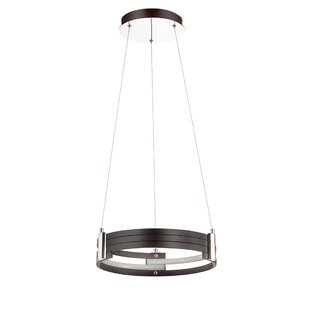 Orren Ellis Megara 1-Light LED Pendant