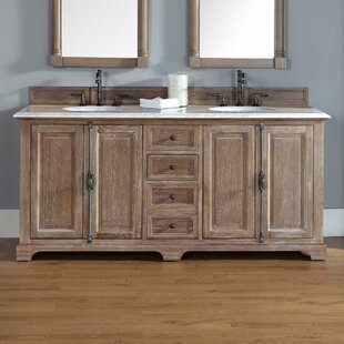 Ogallala 72 Double Bathroom Vanity Set by Greyleigh