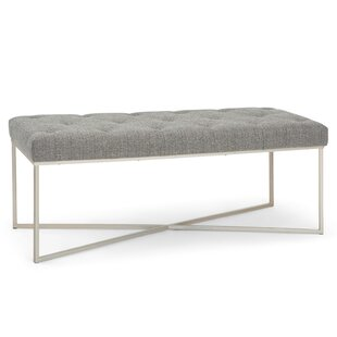 Ballance Tufted Ottoman by Wrought Studio