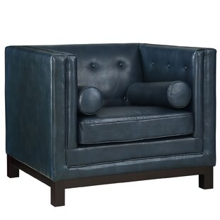Stately Chesterfield Chair by Modway