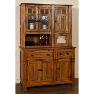 Loon Peak Fresno China Cabinet