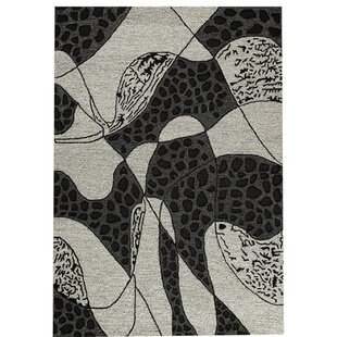 Buy clear Riddle Hand-Tufted White Area Rug ByHokku Designs