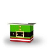 Alleghany Christmas Elf Home Bar