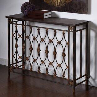 Purcellville Console Table by Fleur De Lis Living