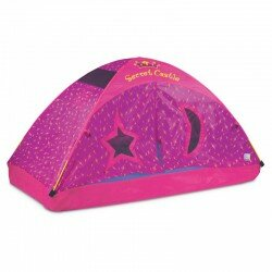 Secret Castle Bed Play Tent with Carrying Bag By Pacific Play Tents
