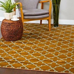 Milne Power Loom Brown/Gray Outdoor Area Rug
