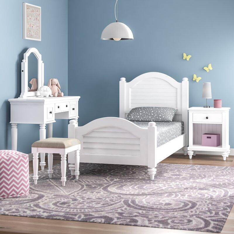 Farmhouse Kids' Bedroom Design Photo by Wayfair