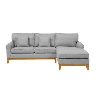 Nexo Corner Sofa By August Grove