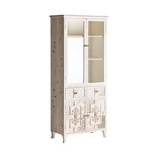 Solia Curio Cabinet By Bloomsbury Market