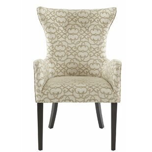 Brandes Arm Dining Chair (Set of 2) by Ca..