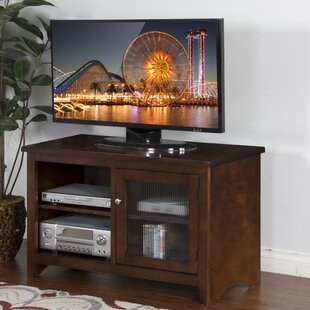 Cappuccino TV Stand for TVs up to 50