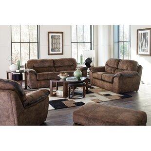 Red Barrel Studio Black Birch Configurable Living Room Set