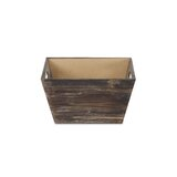Large Wood Storage Bin
