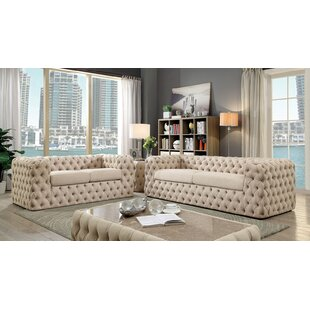 Chesterfield Living Room Set Wayfair