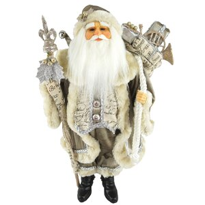 Parisian Claus Figurine