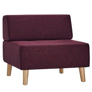 Ebern Designs Deltoro Slipper Chair