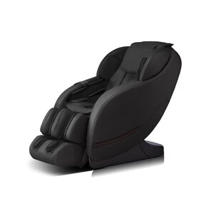 Electric Full Body Shiatsu Foot Roller Zero Gravity Massage Chair by Ebern Designs