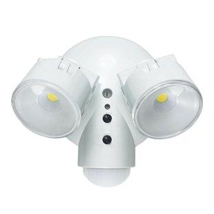 Globe Electric Company 30-Watt LED Dusk t..