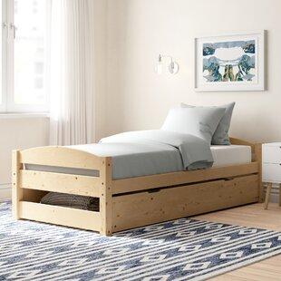 Macdougal European Single Bed By Brayden Studio