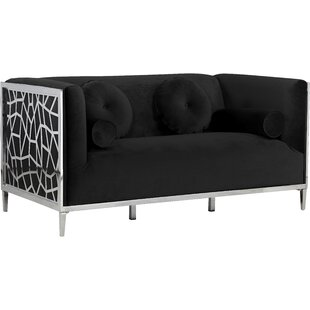 Everly Quinn Hop Loveseat