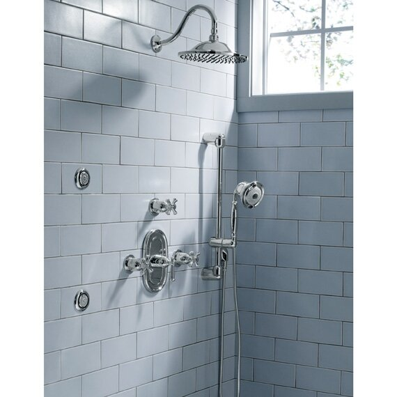 American Standard Portsmouth Diverter Shower Faucet Trim Kit with ...