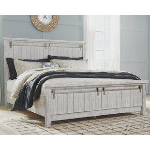 Rovner Panel Bed