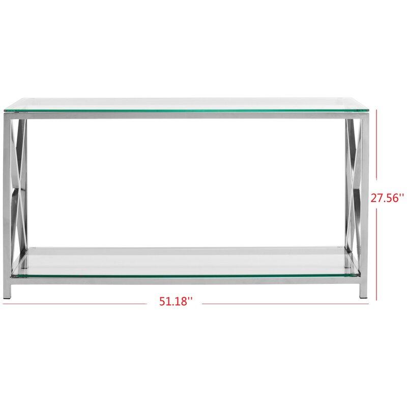 Merveilleux Willa Arlo Interiors Averie Console Table U0026 Reviews | Wayfair