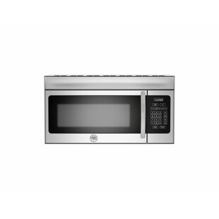 30 Over The Range Convection Microwave By Bertazzoni