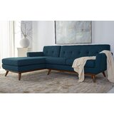 Tennant 95.28 Left Hand Facing Stationary Sectional by Corrigan Studio®