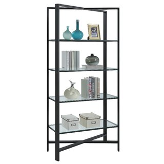 Whisman X-Cetera Iron Etagere Bookcase by Ebern Designs SKU:CA446052 Guide