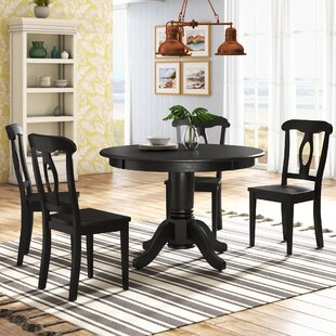 Gaskell 5 Piece Dining Set by Beachcrest Home Great price