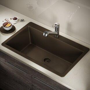 Granite Kitchen Sinks You\'ll Love   Wayfair.ca