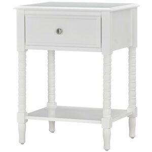 Rowan Valley Linden 1 Drawer Nightstand