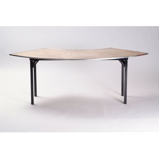 Original Series 60 Semi Circle Folding Table