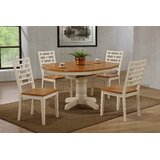 Grasston 5 Piece Dining Set by August Grove®