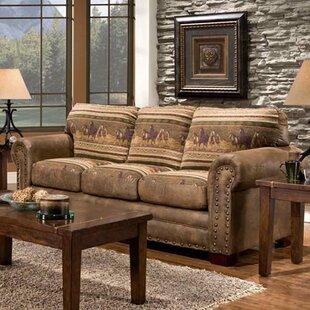 Lininger Sleeper Sofa by Millwood Pines