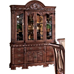 Astoria Grand Beecher China Cabinet
