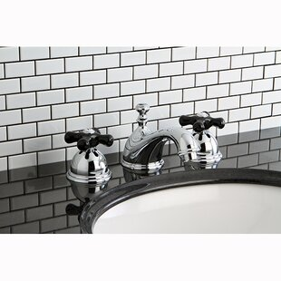 Kingston Brass Duchess Widespread Bathroom Faucet with Drain Assembly
