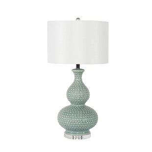 Beaded Genie Bottle 29 Table Lamp