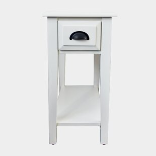 Read Reviews Erin End Table With Storage By Darby Home Co